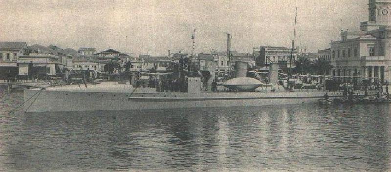 * NIKI (1916/1945) * Torpil21