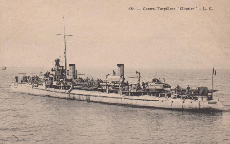 * OBUSIER (1907/1921) * Torpil22