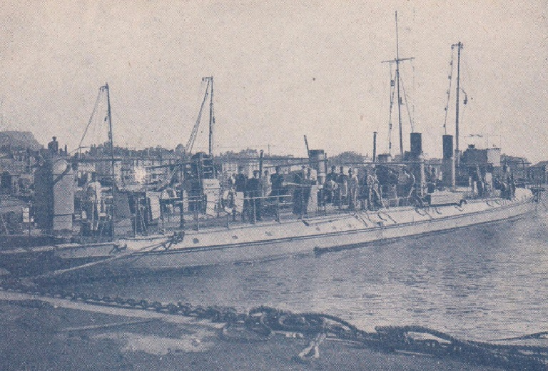 * ORAGE (1892/1920) * Torpil23