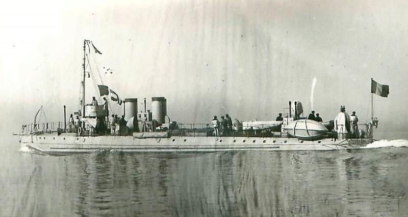 * RAFALE (1902/1921) * Torpil31