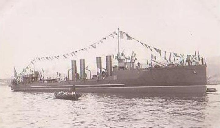 * RENAUDIN (1913/1916) * Torpil35