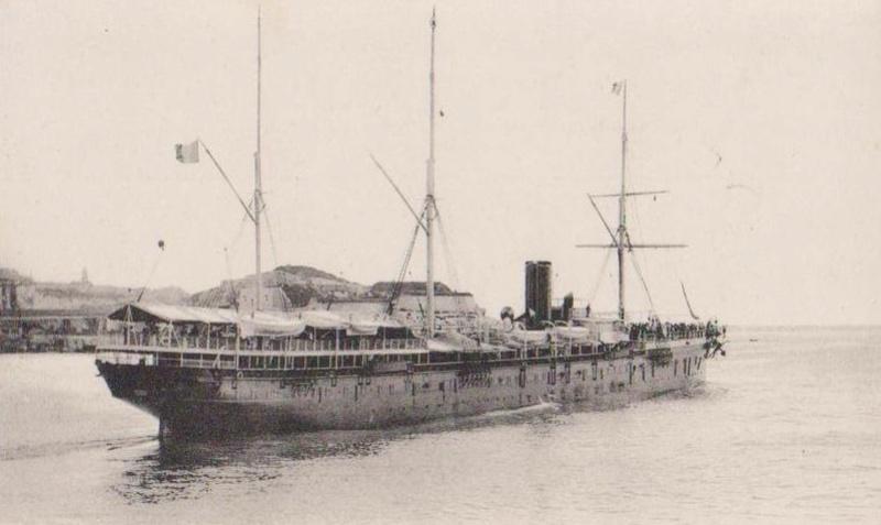 * ORÉNOQUE (1915/1918) * Transo10