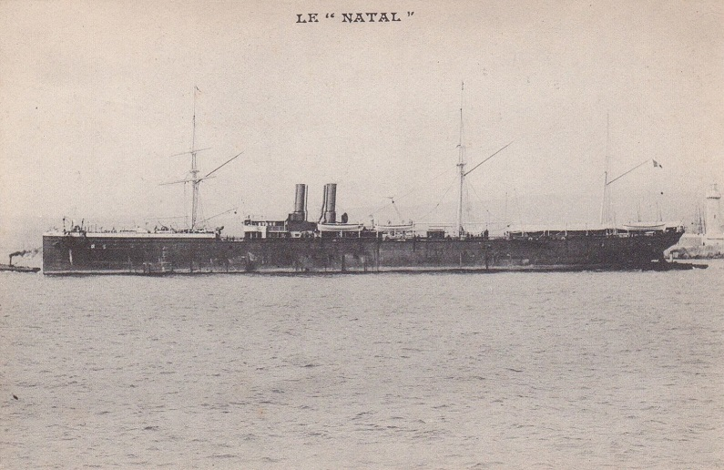 * NATAL (1915/1916) * Transp16