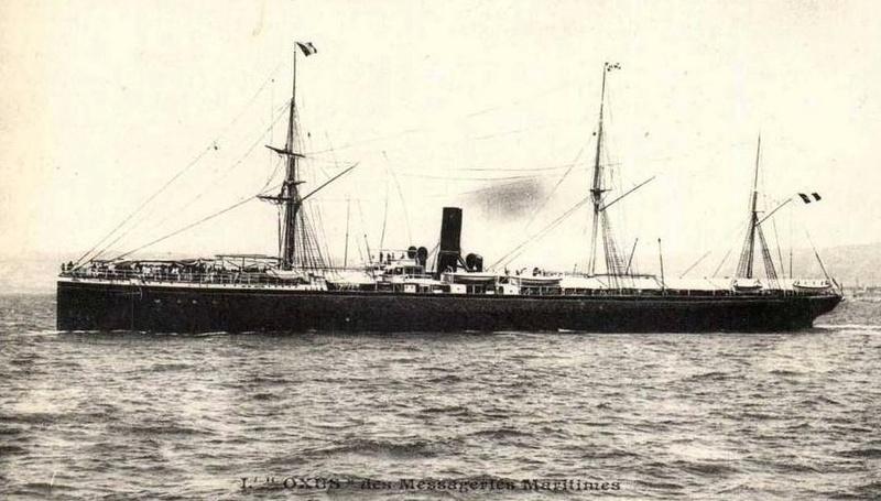 * OXUS (1915/1918) * Transp18