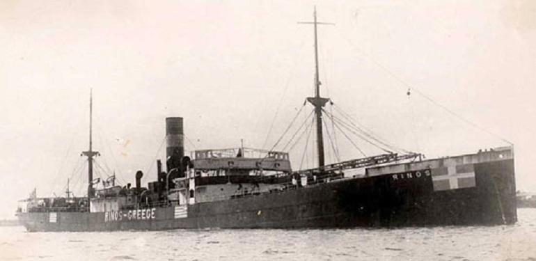 * RINOS (1914/1918) * Vapeur10