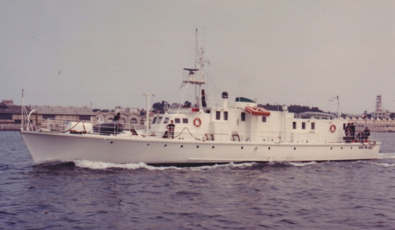 * OISEAU DES ÎLES II (1943/1978) * Vedett15