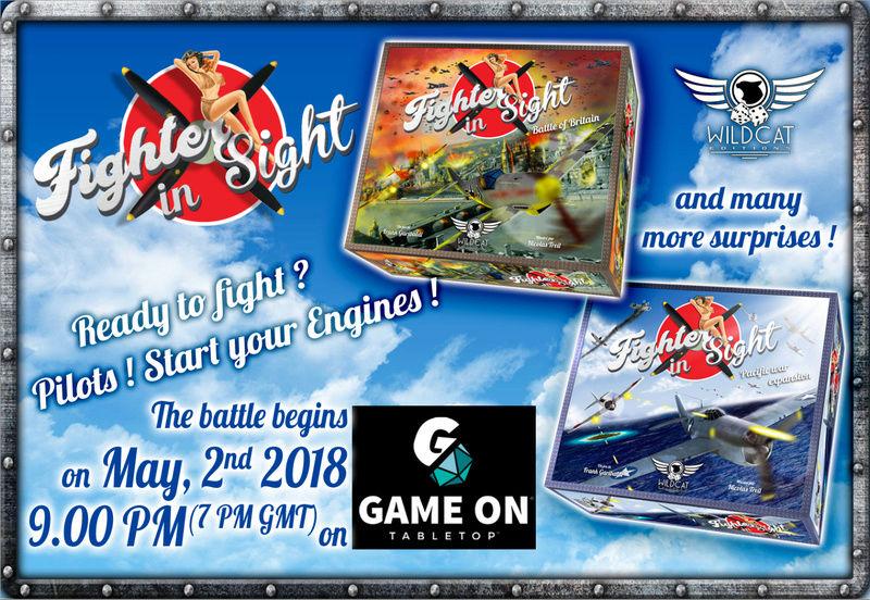 [REBOOT] Fighter in sight le jeu de figurines Affich10