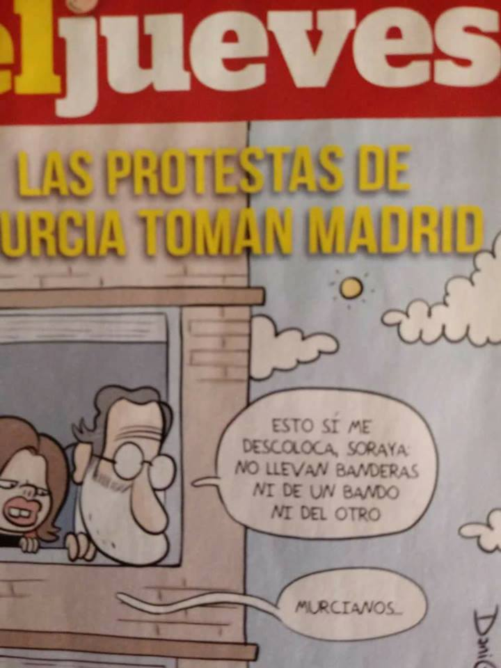 el AVE quizá llegará soterrado a Murcia pero la impunidad política camina por la superficie. - Página 5 23172410