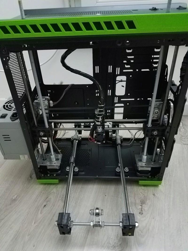 Commencer arduino avec les yeux gros (Imprimante 3D) 20171218