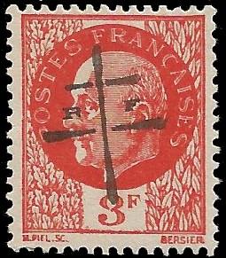 Identifier rapidement un timbre de la Libération Cherbo10