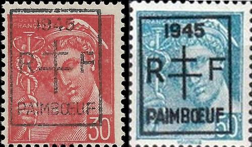 Identifier rapidement un timbre de la Libération Paimbe11