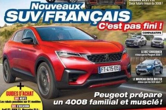 202? - [Peugeot] 4008 II Captur69
