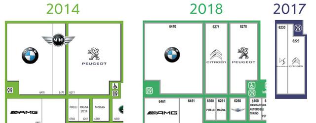 2018 - (Suisse) Salon de l'Automobile de Genève - Page 3 Stand_11