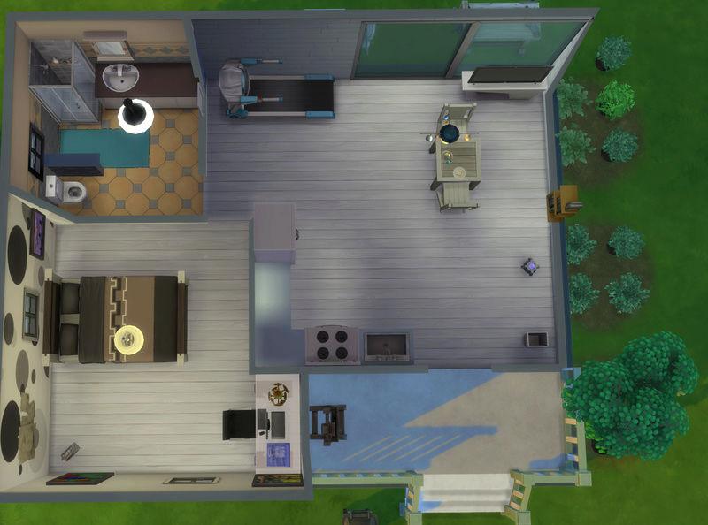 Le boudoir de Koe - Page 8 Maison10