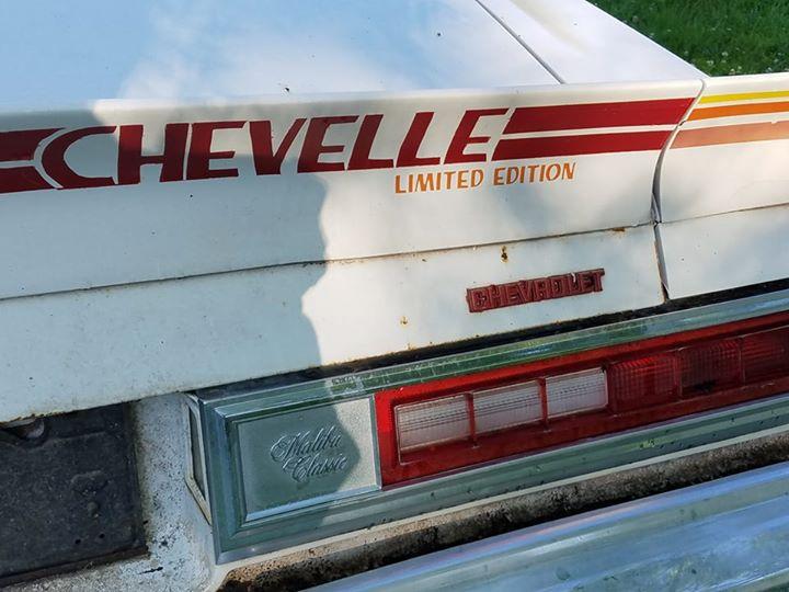 '77 Chevelle SE for sale!!!! 18740210