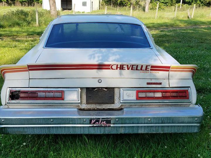 '77 Chevelle SE for sale!!!! 18740310