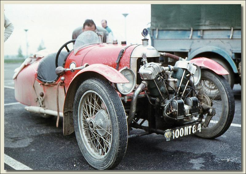 Rallye en Suède, 1971 Darmon11