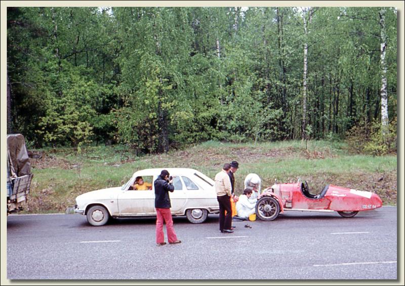 Rallye en Suède, 1971 Darmon13