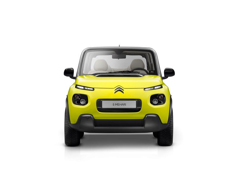 [SUJET OFFICIEL] Citroën E-Mehari - Page 13 17e1310