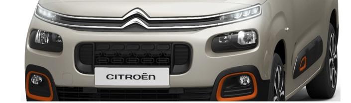 2018 - [FUTUR MODÈLE] Citroën Berlingo III [K9] - Page 2 Citroe11