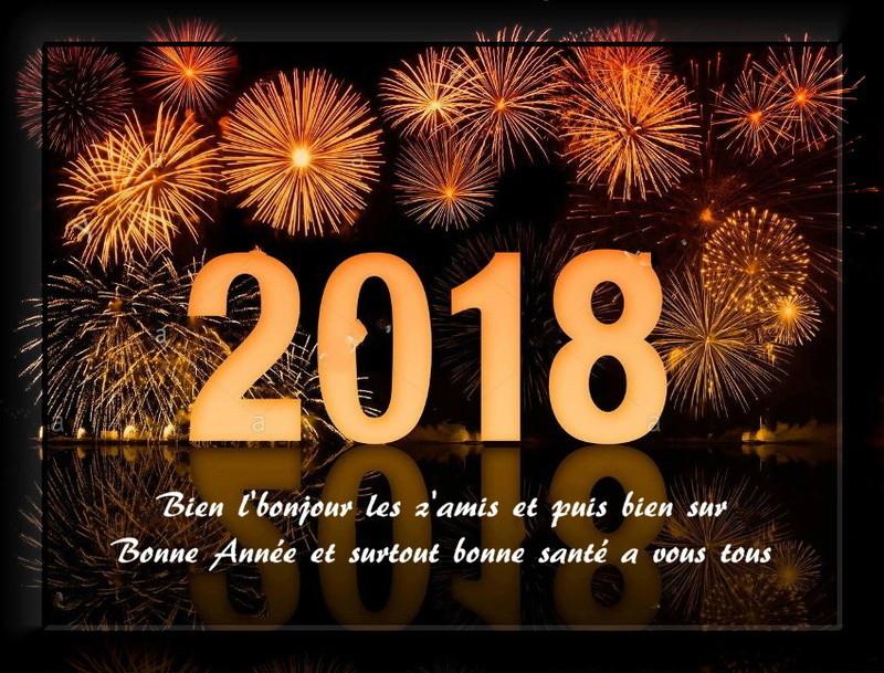 Les bonjours et contacts journaliers du mois de Janvier 2018 2018_010