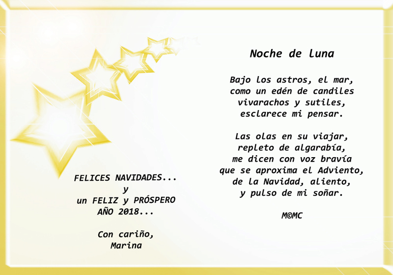 Postal de Felicitación 2017-2018 Felici10