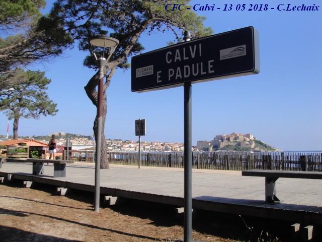 CFC - Chemins de fer de la Corse - de Calvi à l'ile Rousse 507_ca10