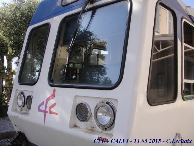 CFC - Chemins de fer de la Corse - de Calvi à l'ile Rousse 512_ca10
