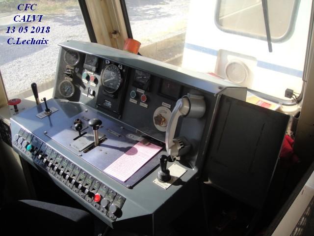 CFC - Chemins de fer de la Corse - de Calvi à l'ile Rousse 514_ca10
