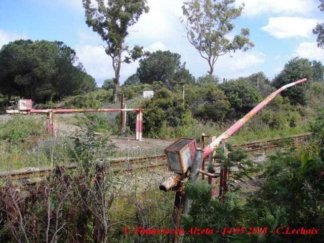 CFC - Chemins de fer de la Corse - de Calvi à l'ile Rousse 542_ba10