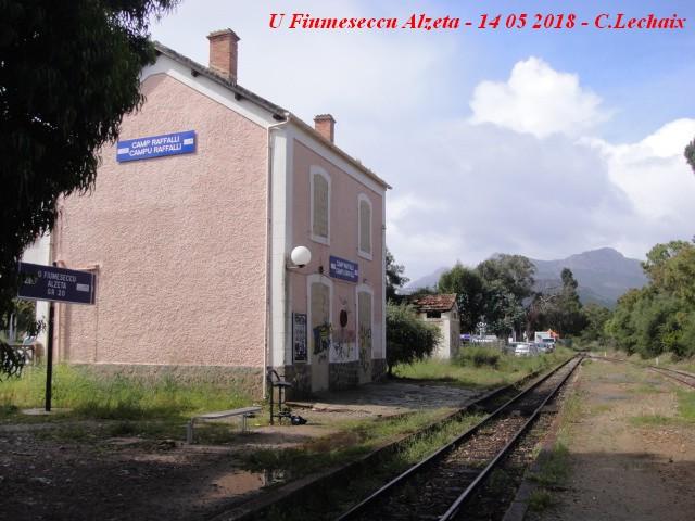 CFC - Chemins de fer de la Corse - de Calvi à l'ile Rousse 543_bv10