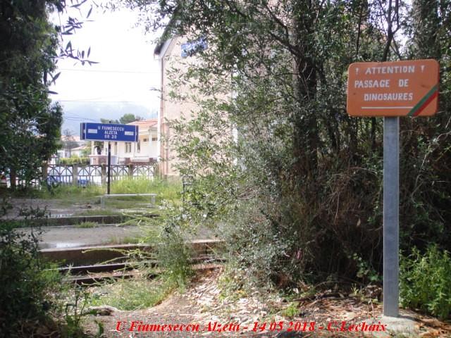 CFC - Chemins de fer de la Corse - de Calvi à l'ile Rousse 545_pa10