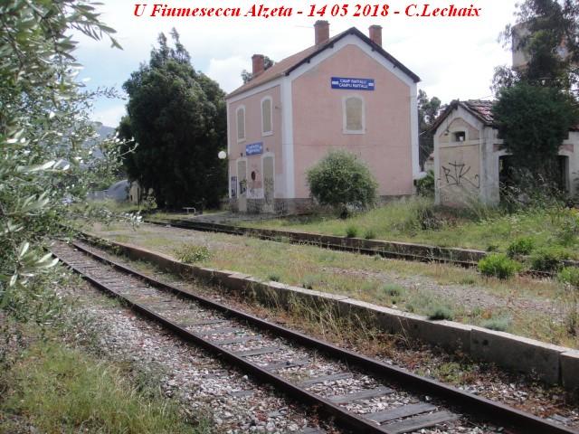 CFC - Chemins de fer de la Corse - de Calvi à l'ile Rousse 546_bv10