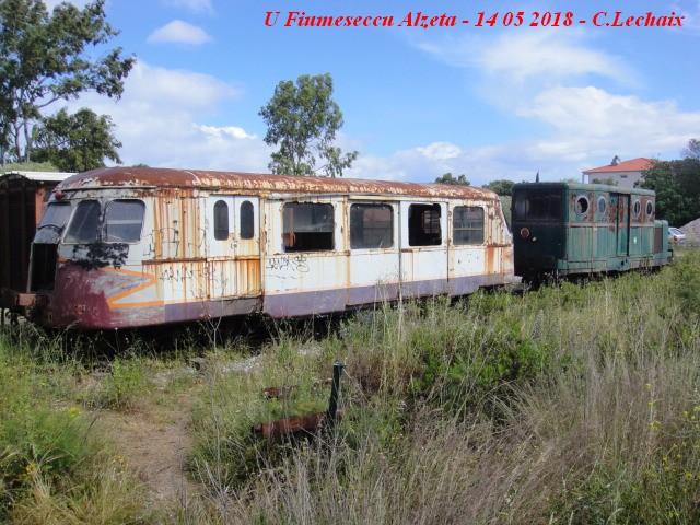 CFC - Chemins de fer de la Corse - de Calvi à l'ile Rousse 547_ma10