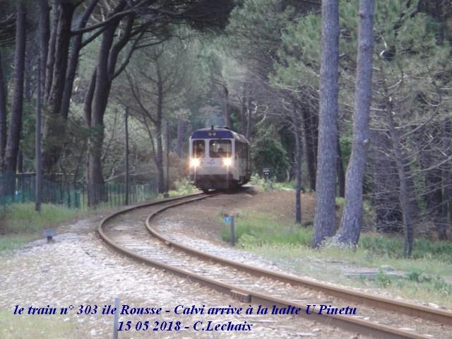 CFC - Chemins de fer de la Corse - de Calvi à l'ile Rousse 567_pi10