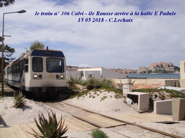 CFC - Chemins de fer de la Corse - de Calvi à l'ile Rousse 569_e_11