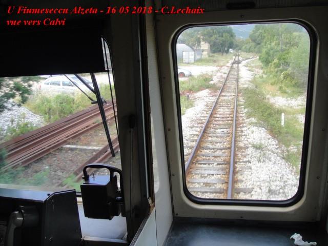 CFC - Chemins de fer de la Corse - de Calvi à l'ile Rousse 580_ca10