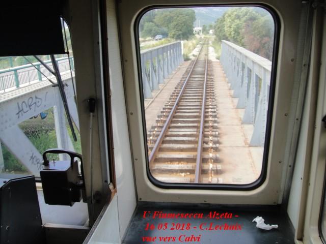 CFC - Chemins de fer de la Corse - de Calvi à l'ile Rousse 581_po10