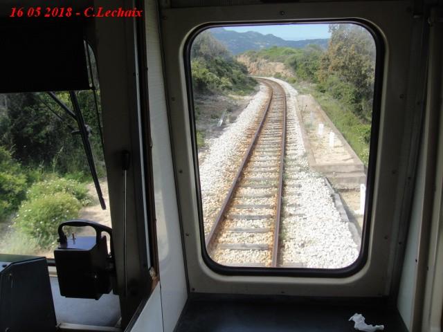 CFC - Chemins de fer de la Corse - de Calvi à l'ile Rousse 582_en10