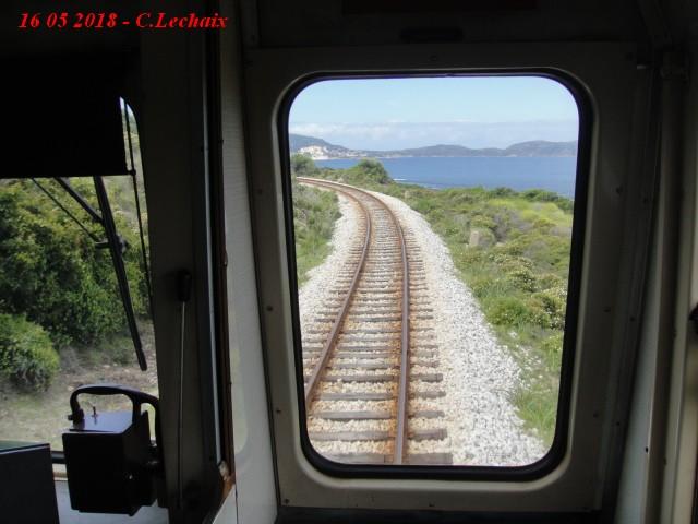 CFC - Chemins de fer de la Corse - de Calvi à l'ile Rousse 584_ba10