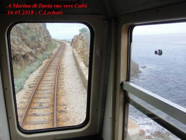 CFC - Chemins de fer de la Corse - de Calvi à l'ile Rousse 591_ma10