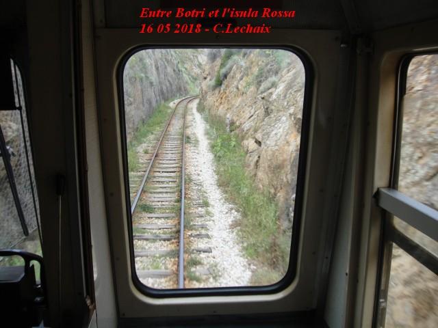 CFC - Chemins de fer de la Corse - de Calvi à l'ile Rousse 592_en10