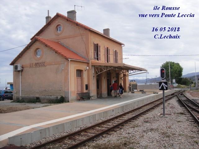 CFC - Chemins de fer de la Corse - de Calvi à l'ile Rousse 596_il10
