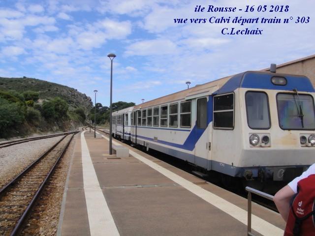 CFC - Chemins de fer de la Corse - de Calvi à l'ile Rousse 597_il10