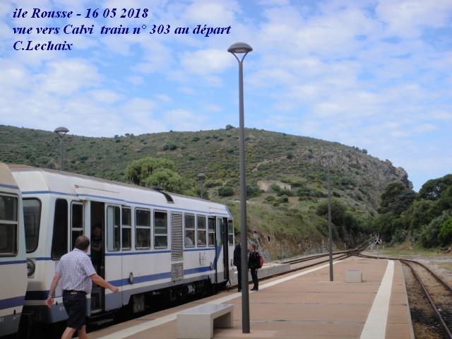 CFC - Chemins de fer de la Corse - de Calvi à l'ile Rousse 599_il10