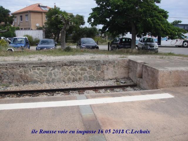 CFC - Chemins de fer de la Corse - de Calvi à l'ile Rousse 603_il11