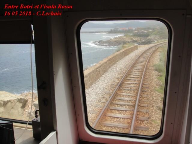 CFC - Chemins de fer de la Corse - de Calvi à l'ile Rousse 605_en10