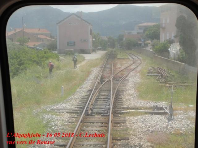 CFC - Chemins de fer de la Corse - de Calvi à l'ile Rousse 607_al10