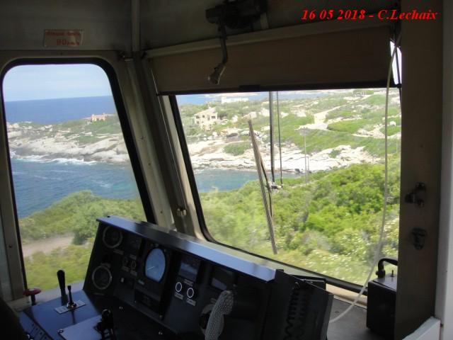 CFC - Chemins de fer de la Corse - de Calvi à l'ile Rousse 610_ba10