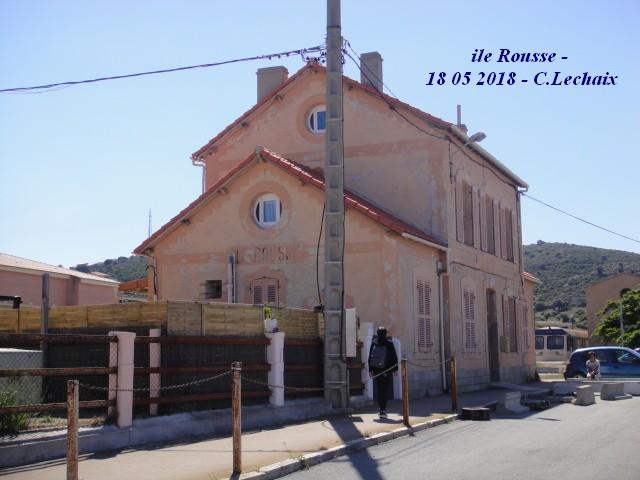 CFC - Chemins de fer de la Corse - de Calvi à l'ile Rousse 659_il10